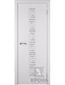 Крона ПГ Греция (Белая эмаль)