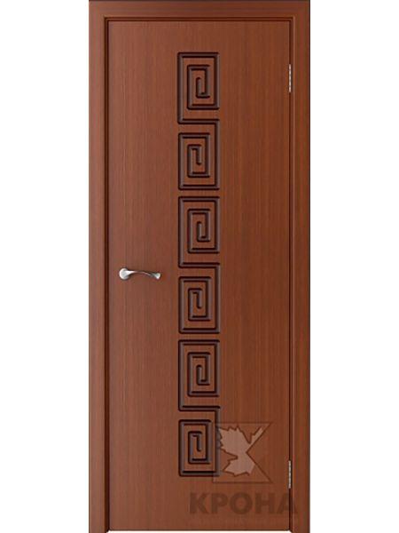 Межкомнатная дверь Крона ПГ Греция (Макоре)