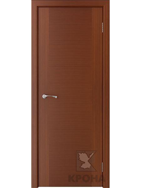 Межкомнатная дверь Крона ПГ Карат (Макоре)