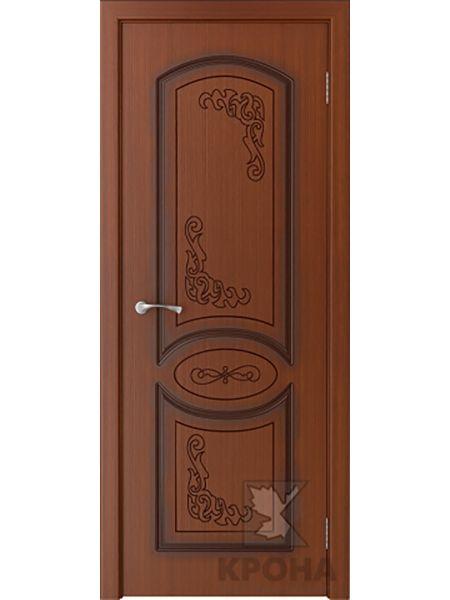 Межкомнатная дверь Крона ПГ Муза (Макоре)