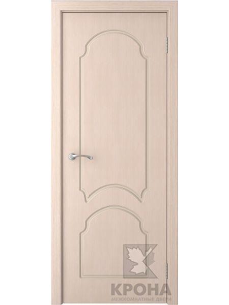 Межкомнатная дверь Крона ПГ Соната (Беленый дуб)