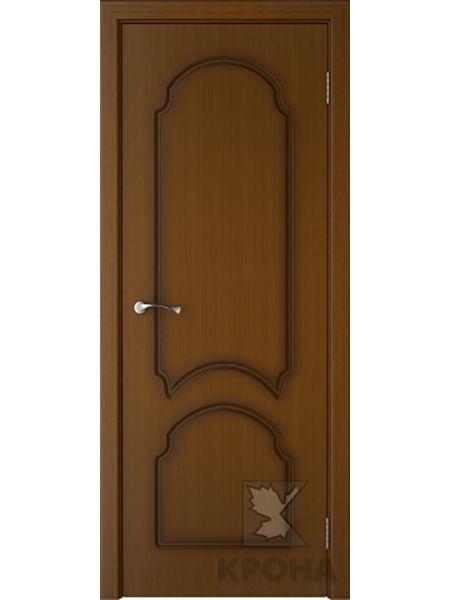Межкомнатная дверь Крона ПГ Соната (Орех)