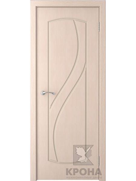 Межкомнатная дверь Крона ПГ Венера (Беленый дуб)