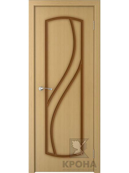 Межкомнатная дверь Крона ПГ Венера (Дуб)