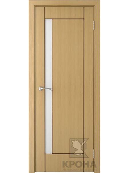Межкомнатная дверь Крона ПО Гранада (Дуб)