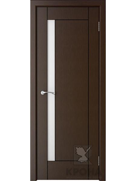 Межкомнатная дверь Крона ПО Гранада (Венге)
