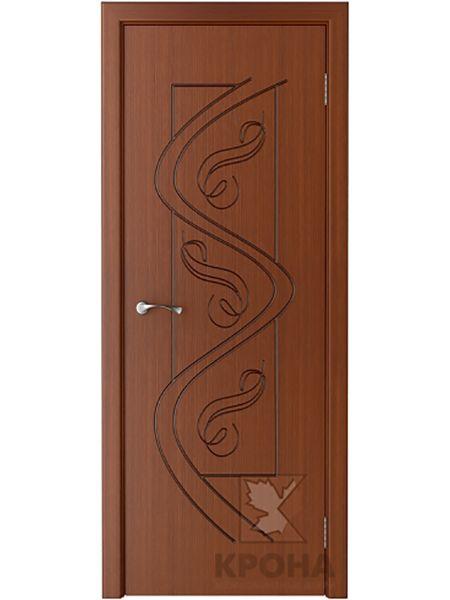Межкомнатная дверь Крона ПГ Вега (Макоре)