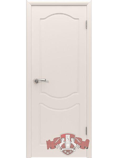 Межкомнатная дверь ВФД Классика 2ДГ0 (Белая эмаль)