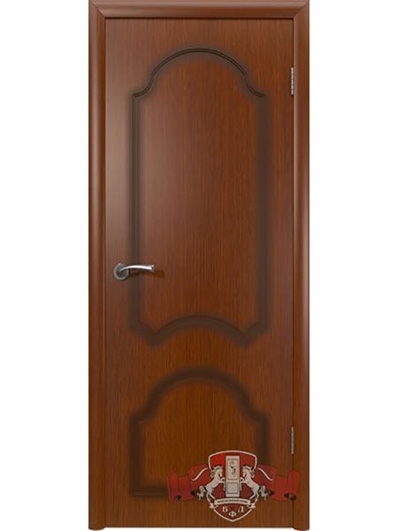 Межкомнатная дверь ВФД Кристалл 3ДГ2 (Макоре)