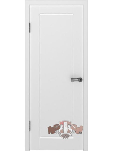 Межкомнатная дверь ВФД - Порта 20ДГ0 (Белая эмаль)