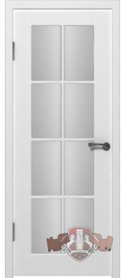 ВФД - Порта 20ДО0 (Белая эмаль - Сатинат белый)