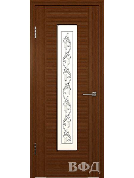 Межкомнатная дверь ВФД Рондо 8ДО2 (Макоре)