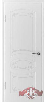 ВФД Версаль 13ДГ0 (Белая эмаль)