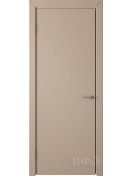 Межкомнатная дверь ВФД Ньюта 59ДГ04 (Латте эмаль)