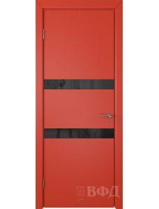 ВФД Ньюта 59ДО07 (Красная эмаль - Стекло черное)