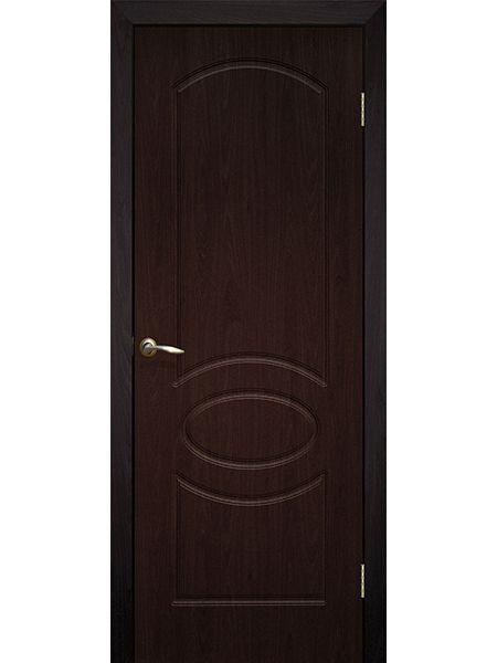 Межкомнатная дверь ПГ Неаполь (Венге)