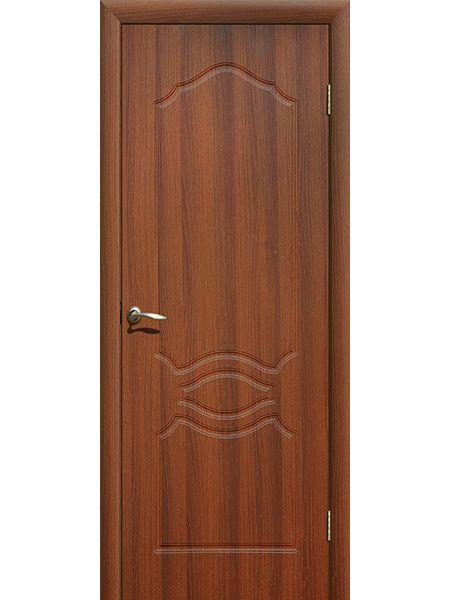 Межкомнатная дверь ПГ Венеция (Итальянский орех)