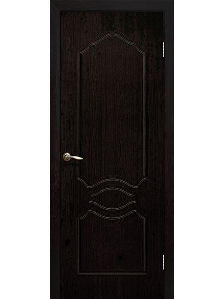 Межкомнатная дверь ПГ Венеция (Венге)