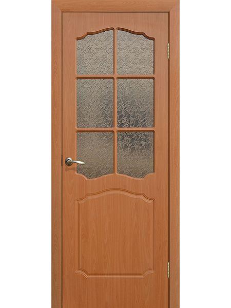 Межкомнатная дверь ПО Классика (Миланский орех)