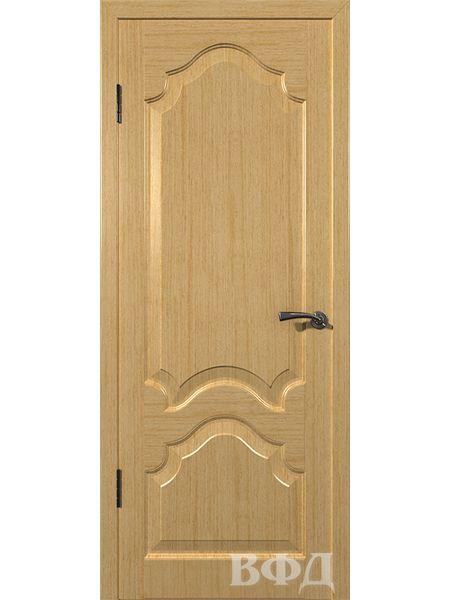 Межкомнатная дверь ВФД Венеция 11ДГ1 (Светлый дуб)