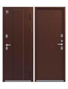 ЦЕНТУРИОН T3 - ТЕРМО-дверь (Металл / Металл)
