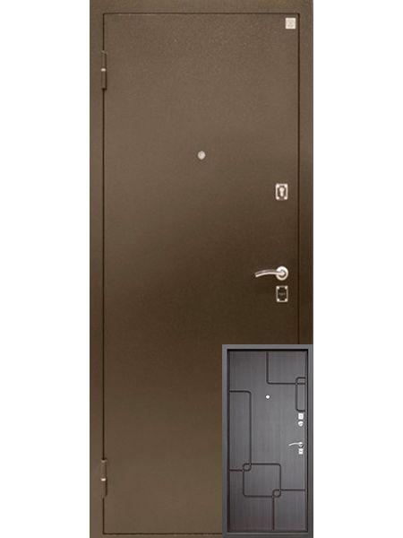 Входная дверь Алмаз Турмалин (Венге)