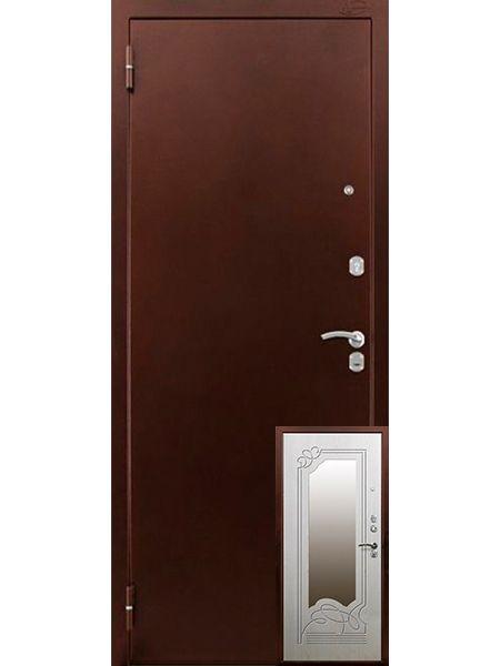 Входная дверь Аргус Ольга (Беленый дуб)