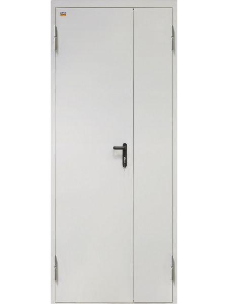 Противопожарная дверь ДП2-60 2050/1350/80 R/L