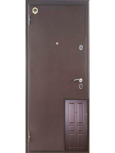 Входная дверь Бульдорс 12с (Венге)