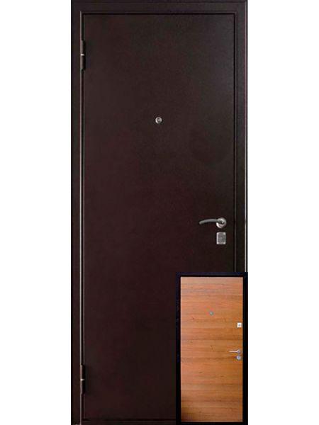 Входная дверь Бульдорс 23 (Миланский орех)
