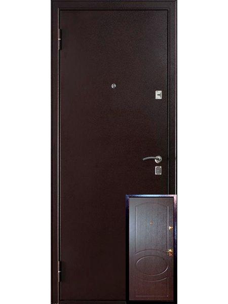 Входная дверь Бульдорс 24 (Венге)