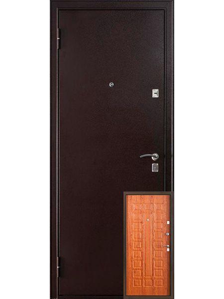 Входная дверь Бульдорс 32 (Дуб золотой)