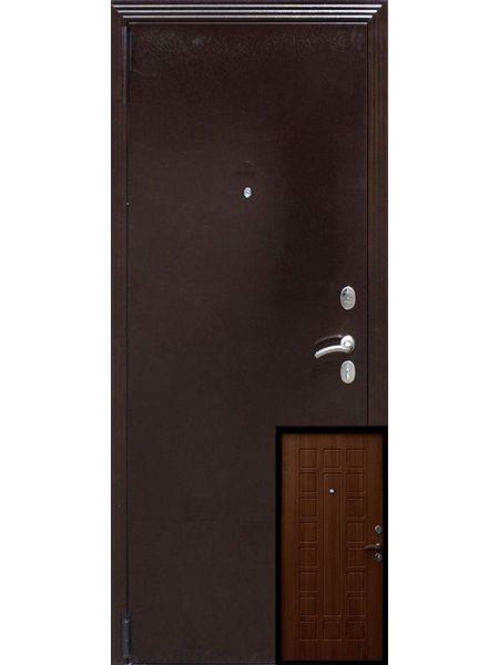Входная дверь Guardian Фактор 101 (Темный орех)