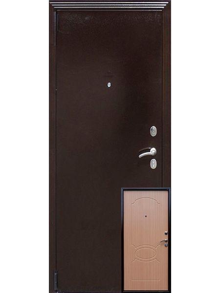 Входная дверь Guardian Фактор 107 (Светлый венге)
