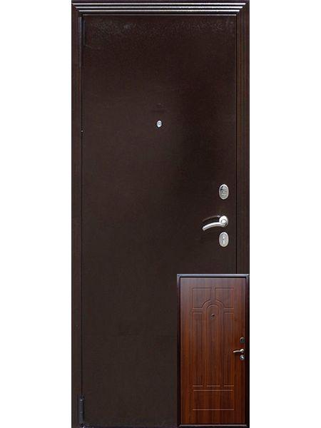 Входная дверь Guardian Фактор 109 (Темный орех)