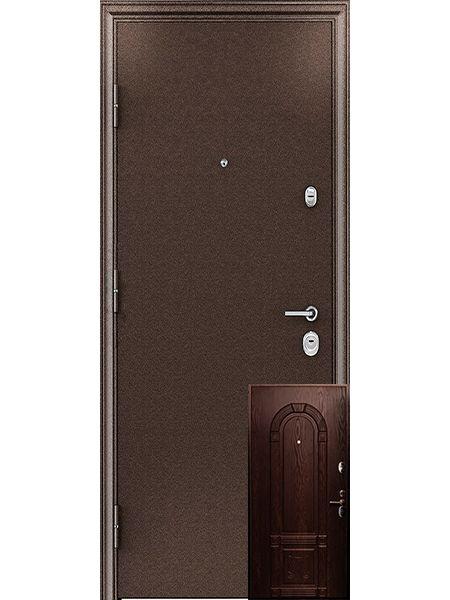 Входная дверь Легионер GARDA 3К 3D (Венге)