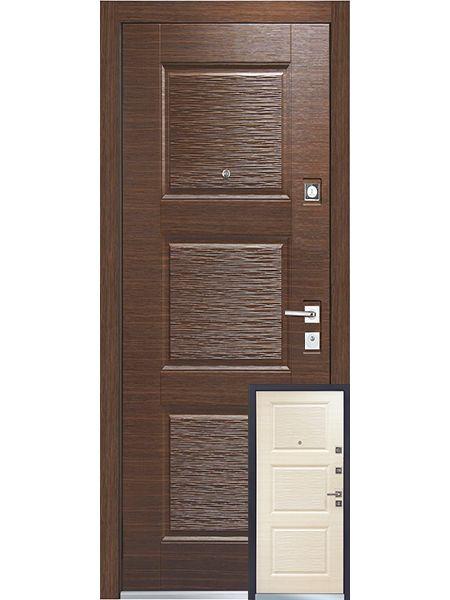 Входная дверь Mastino Line 3 (Светлый венге)