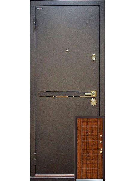 Входная дверь Mastino Strada (Дуб медовый)
