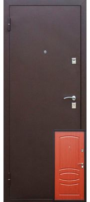 Входная дверь Стройгост 7 (Итальянский орех)