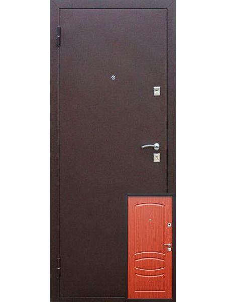 Входная дверь Стройгост 7 (Миланский орех)