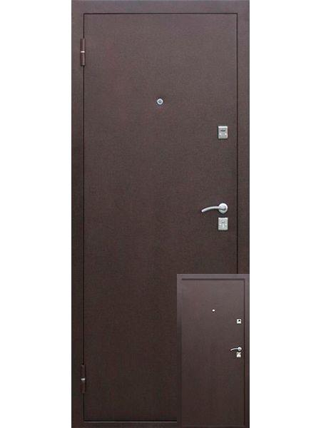 Входная дверь Стройгост металл/металл