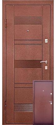 Уральские двери УД-101