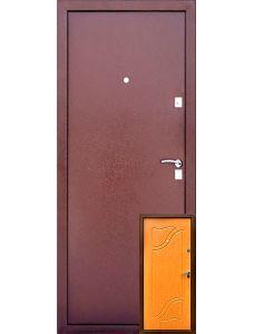 Уральские двери УД-113 (Миланский орех)