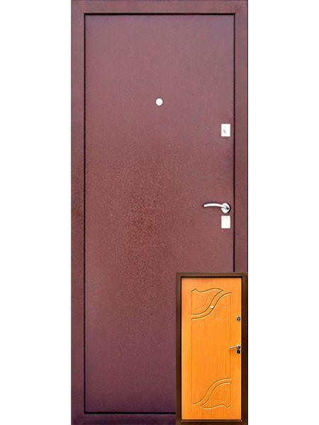 Входная дверь Уральские двери УД-113 (Миланский орех)