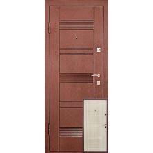 Уральские двери УД-142 М (Беленый дуб)