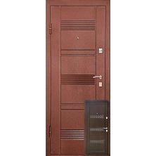Уральские двери УД-142 М (Венге)