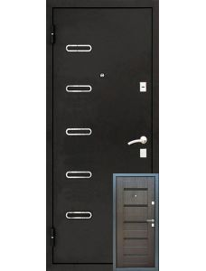 Уральские двери УД-145 (Венге)