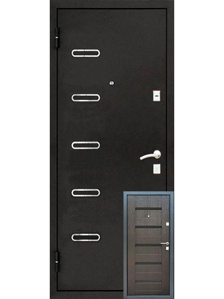 Входная дверь Уральские двери УД-145 (Венге)