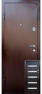 Уральские двери УД-322 (Венге)
