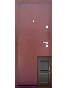 Уральские двери УД-418 (Венге)